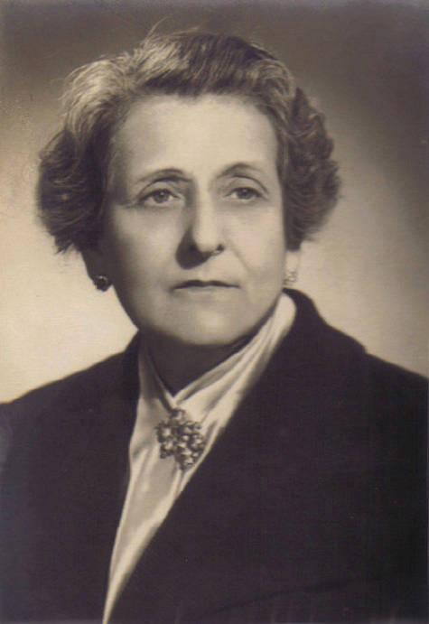 Pepita de Requesens Inglés, la meva àvia